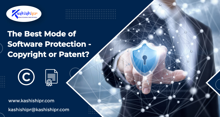 The Best Mode of Software Protection – Copyright or Patent?