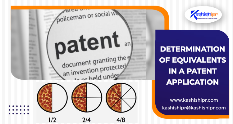 Determination of Equivalents in a Patent Application