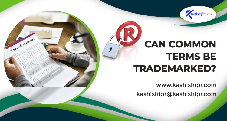 Can Common Terms Be Trademarked