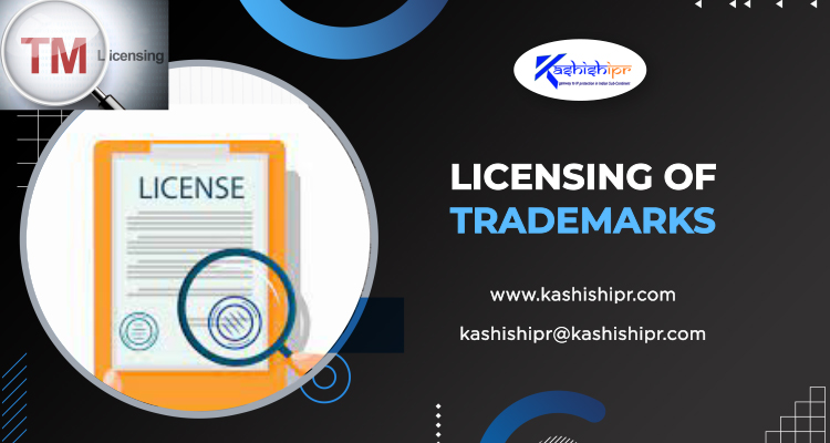 Licensing of Trademarks